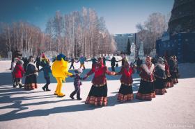 """Фестиваль """"Праздник хлеба"""" стартовал в Ханты-Мансийске"""