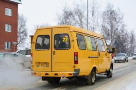 Благотворительную акцию для глухих и слабослышащих горожан провели владельцы маршрутных такси окружного центра.