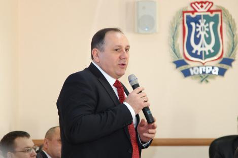 ВХанты-Мансийске выбрали руководителя города