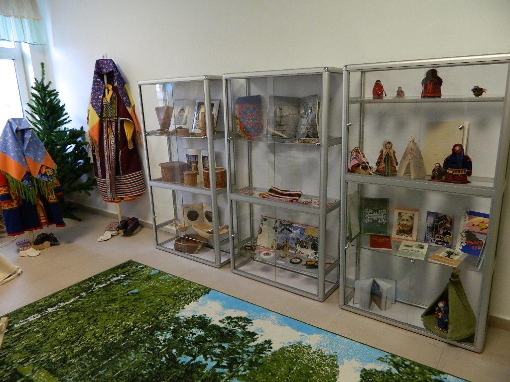 Вдетском саду Ханты-Мансийска открывается мини-музей