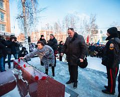 В Ханты-Мансийске отмечают 30-летие вывода советских войск из Афганистана